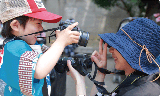 カメラ買取サービスから生まれた笑顔