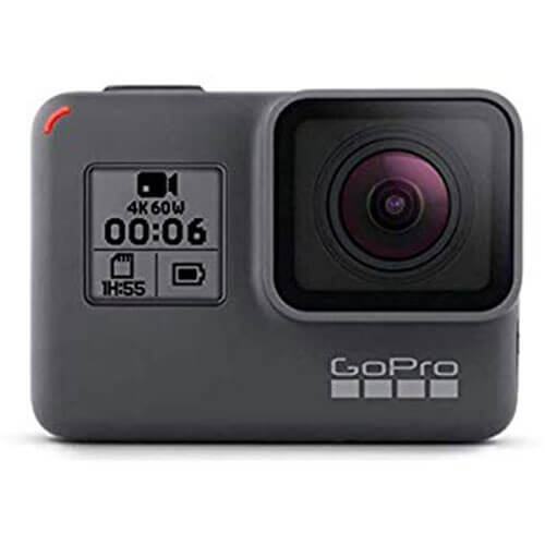 GoPro HERO6 BLACK CHDHX-601-FW