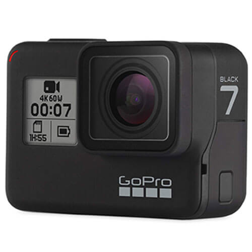 GoPro HERO7 BLACK Limited Edition Box CHDHX-702-FWB