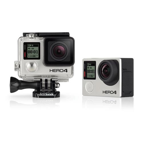 GoPro HERO4 ブラックアドベンチャーCHDHX-401-JP