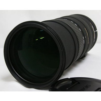 SIGMA �V�O�}�bAPO 150-500mm F5-6.3DG HSM�b���Ô��承�i 37000�~