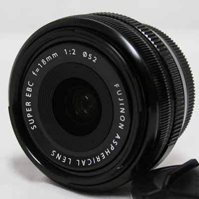 FUJIFILM �t�W�m�� | XF18mm F2 R FUJINON�b���Ô��承�i 27000�~