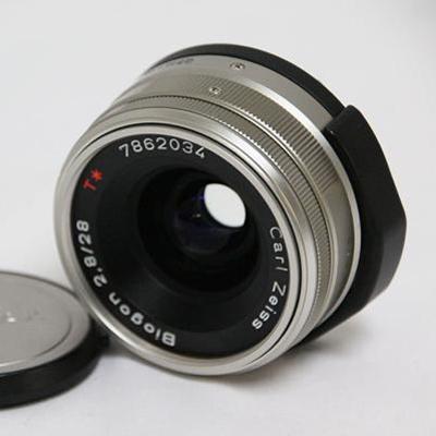 Contax �R���^�b�N�X | Carl Zeiss Biogon T*28mm F2.8�b���Ô��承�i 22000�~