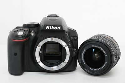 Nikon ニコン D5300 18-55 VR Ⅱ レンズキット