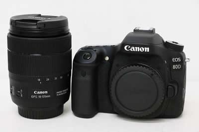 Canon キャノン EOS 80D EF-S18-135 IS USM レンズキット