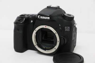 Canon キャノン EOS 70D ボディ
