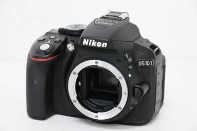 Nikon ニコン D5300 + 55-200mm