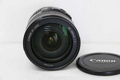 Canon キャノン EF24-105mm F4L IS USM