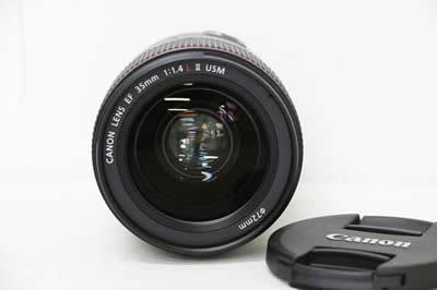 Canon キャノン EF 35mm F1.4 L II USM