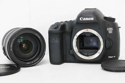 Canon キャノン EOS 5D Mark III EF24-105L IS Uレンズキット