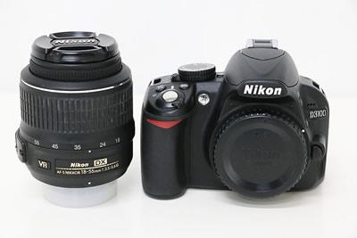 Nikon ニコン D3100 18-55 VR レンズキット
