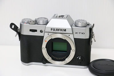 FUJIFILM 富士フイルム X-T10 ボディ