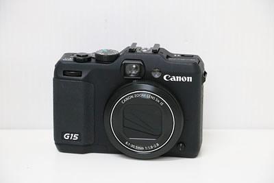 Canon キャノン PowerShot G15