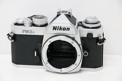 Nikon ニコン FM3A + Nikkor 45mm F2.8P