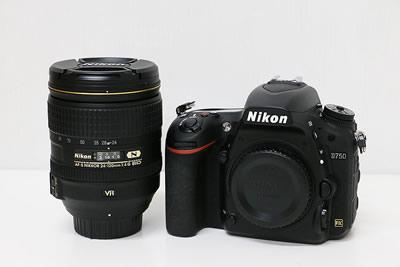 Nikon ニコン D750 24-120 VR レンズキット