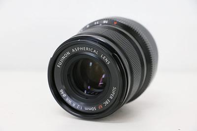 FUJIFILM 富士フイルム XF50mm F2 R WR