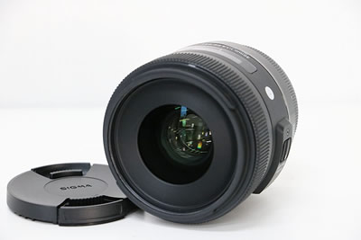 SIGMA シグマ 30mm F1.4 DC HSM Art for Canon
