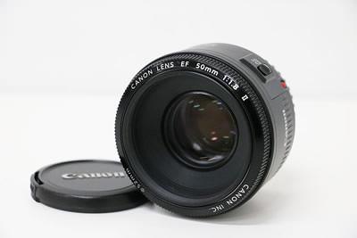 Canon キャノン 50mm F1.8 Ⅱ