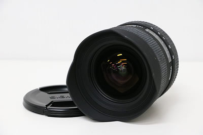 SIGMA 12-24mm F4.5-5.6 DG HSM for Canon