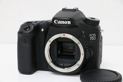 Canon(キャノン) EOS 70D ボディ
