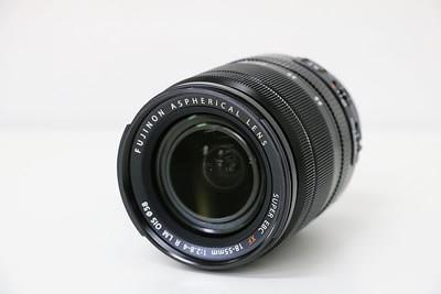 FUJIFILM 富士フイルム XF18-55mm F2.8-4 R LM OIS レンズ