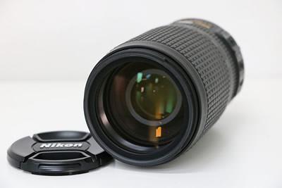 Nikon ニコン AF-S VR Zoom-Nikkor 70-300mm F4.5-5.6G IF-ED レンズ