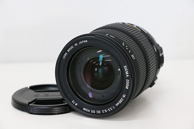 SIGMA シグマ 18-200mm F3.5-6.3 DC OS HSM for Nikon レンズ