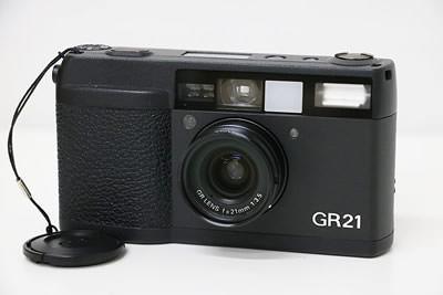 RICOH リコー GR 21mm F3.5 コンパクトカメラ おまけ付き