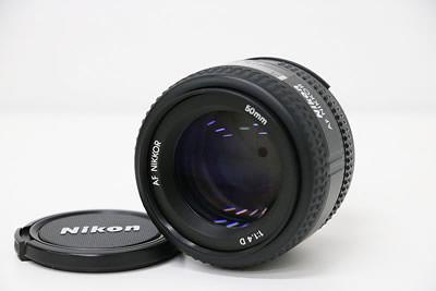 Nikon ニコン AF NIKKOR 50mm F1.4D レンズ