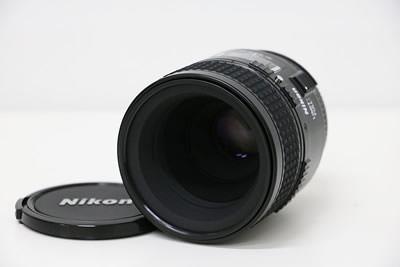 Nikon ニコン AF MICRO NIKKOR 60mm F2.8 レンズ