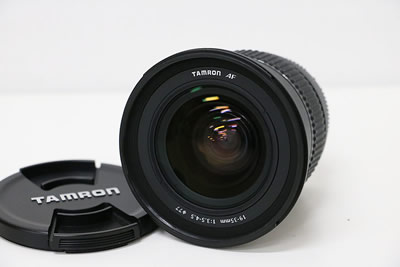 TAMRON タムロン AF 19-35mm F3.5-4.5 A10 for Nikon レンズ