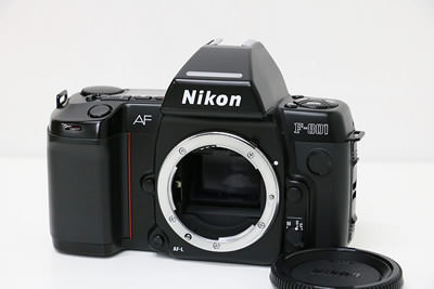 Nikon ニコン F801 フィルムカメラ 一眼レフ
