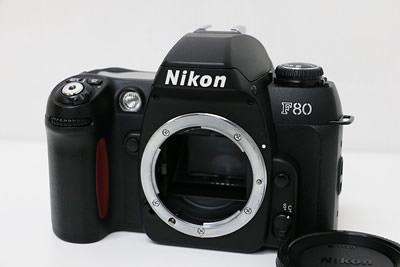 Nikon ニコン F80 + MB-16 フィルムカメラ 一眼レフ