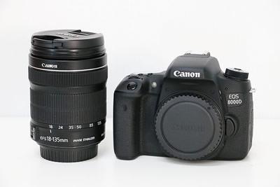 Canon キャノン EOS 8000D EF-S18-135 IS STM レンズキット デジタル一眼レフ
