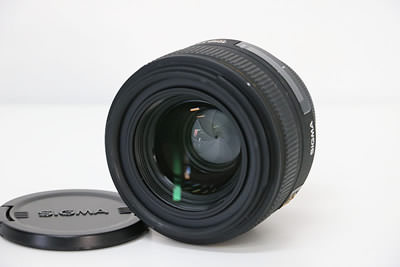 SIGMA シグマ 30mm F1.4 EX DC HSM for Nikon レンズ