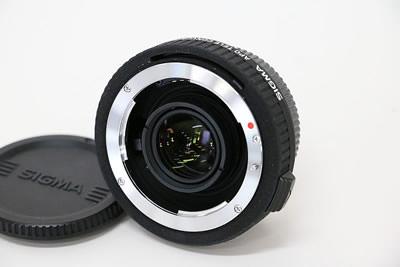 SIGMA シグマ APO TELE CONVERTER 1.4x EX DG レンズ