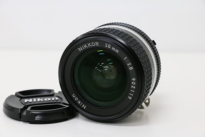 Nikon ニコン Ai Nikkor 28mm F2.8S レンズ