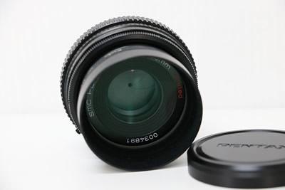 PENTAX ペンタックス SMC PENTAX-FA 43mm F1.9 Limited ブラック レンズ