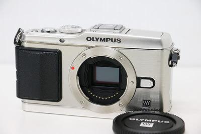 【買取実績】OLYMPUS オリンパス PEN E-P3 ボディ ミラーレス一眼カメラ