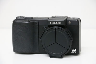 【買取実績】RICOH リコー GX200 デジタルカメラ