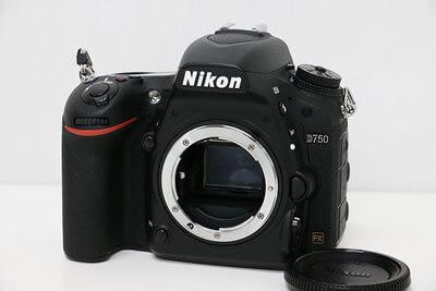 【買取実績】Nikon ニコン D750 ボディ デジタル一眼レフ 超美品