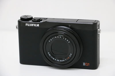 【買取実績】FUJIFILM 富士フィルム XQ1 ブラック コンパクトデジタルカメラ