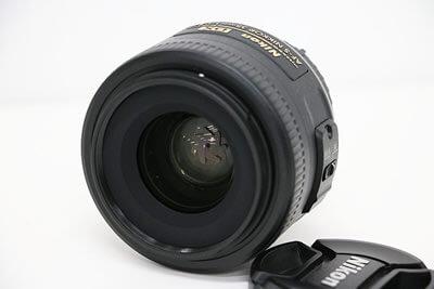 【買取実績】Nikon ニコン AF-S DX NIKKOR 35mm f/1.8G 単焦点レンズ