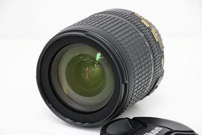 【買取実績】Nikon ニコン AF-S DX NIKKOR 18-105mm f/3.5-5.6G ED VR レンズ