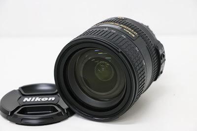 【買取実績】Nikon ニコン AF-S NIKKOR 24-85mm f/3.5-4.5G ED VR レンズ
