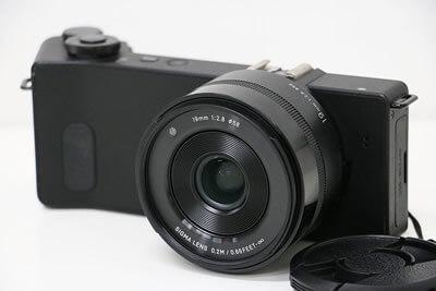 【買取実績】SIGMA シグマ DP1 Quattro コンパクト デジタルカメラ