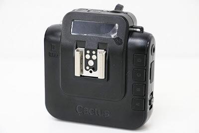 【買取実績】Cactus カクタス V6Ⅱ ワイヤレスフラッシュ トランシーバー