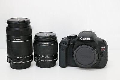 【買取実績】Canon キャノン EOS Kiss X5 ダブルズームキット デジタル一眼レフ