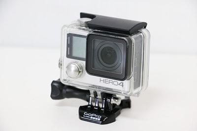 【買取実績】GoPro GoPro HERO4 シルバーエディション アドベンチャー CHDHY-401