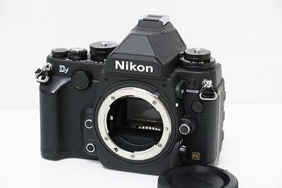 【買取実績】Nikon ニコン Df ボディ ブラック デジタル一眼レフ